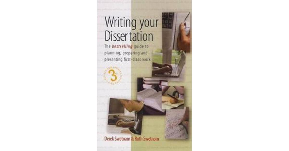 Derek swetnam writing your dissertation