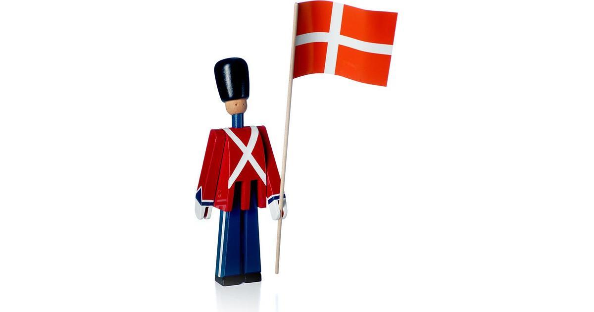 Tidsmæssigt Kay Bojesen Fanebærer 22.5cm Figur • Se pris (54 butikker) hos TL-12