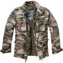 Brandit M65 Giant Jakke Sort • Se priser (7 butikker) »