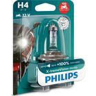 Philips H4 Pære X-tremeVision +130% Moto 1stk