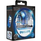 Philips Color Vision H4 Blue (2 stk)