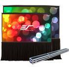 Elite Screens QuickStand 5-sec 16:9 pull up lærred, 399x224