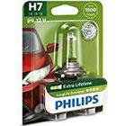 Philips 0730518 12972LLECOB1 LongLife EcoVision H7 Headlight Lamp Blister Pack