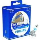 Philips Racing Vision 150% Extra Light H7 Twin Pack