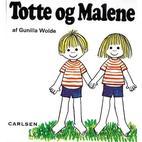Totte og Malene, Hardback