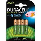 Duracell AAA Recharge Ultra (4 pcs)