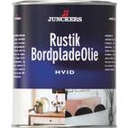 Junckers Rustik Bordplade Oliemaling Hvid 0.75L