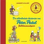 De allerbedste historier om Peter Pedal, Hardback