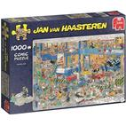 Jumbo Jan Van Haasteren The Big Leak 1000 brikker