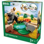 Brio Safari Adventure Set 33960
