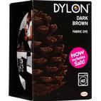 Dylon Fabric Dye Dark Brown 350g