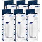 De Longhi DLSC002 Water Filter Cartridge Tilbehør 6 stk 0.5 L
