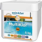 Swim & Fun Multichlor Tablets 5kg