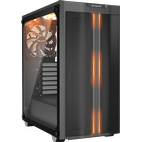 Be Quiet Pure Base 500DX Tempered Glass