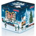 Märklin Christmas Starter Set Freight Train with an Oval of Track & the Right Power Pack 81845