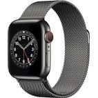 Apple Watch Series 6 Cellular 40mm Stainless Steel Case with Milanese Loop