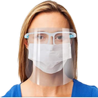 Protective Shield Face Visor Pro