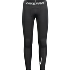 Nike Pro Warm Tights Men - Black/Black/White