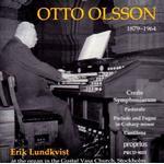Prelude Musik CD Otto Olsson - Otto Olsson: Credo Symphoniacum; Pastorale; Prelude and Fugue in C sharp minor; Cantilena