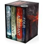 The Divergent Series: Divergent, Insurgent, Allegiant, Four (Inbunden, 2014), Inbunden
