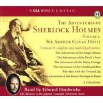 E-bog - Klassiker Adventures of Sherlock Holmes: v. 1 (Csa Word Classic)
