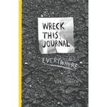 Wreck this Journal Everwhere, Paperback