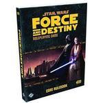 Star Wars: Force and Destiny RPG Core Rulebook (Inbunden, 2015), Inbunden, Inbunden
