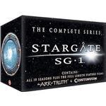 Film Stargate SG-1 collection: Säsong 1-10 + 2 film (DVD 2010)