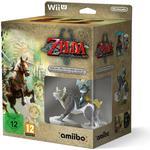 The Legend of Zelda Twilight Princess HD WIIU incl. amiibo Limited Edition