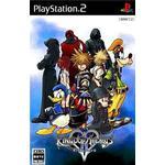 PlayStation 2 spil Kingdom Hearts 2