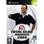 Xbox spil Total Club Manager 2004