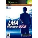Xbox spil LMA Manager 2005