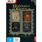 Samling PC spil Baldurs Gate Compilation