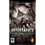 PlayStation Portable spil Resistance: Retribution