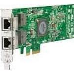 Netværkskort & Trådløse adaptere HP NC382T PCI Express Dual Port Multifunction Gigabit Server Adapter (458492-B21)
