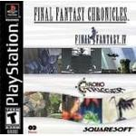 PlayStation 1 Spil Final Fantasy Chronicles