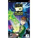 PlayStation Portable spil Ben 10: Alien Force -- The Game