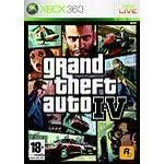 Xbox 360 spil Grand Theft Auto IV