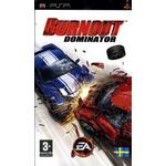 PlayStation Portable spil Burnout Dominator