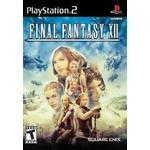 PlayStation 2 spil Final Fantasy XII
