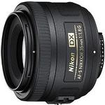 Fast - Vidvinkel Kamera Objektiver Nikon AF-S DX NIKKOR 35mm F/1.8G