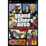 PlayStation Portable spil Grand Theft Auto: Chinatown Wars