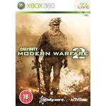 Xbox 360 spil Call of Duty: Modern Warfare 2