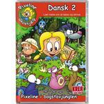 Dansk 2: Pixeline i bogstavjunglen