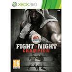Sport Xbox 360 spil Fight Night Champion