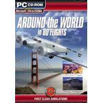 Flight simulator x PC spil Flight Simulator X Expansion: Around The World in 80 Flights
