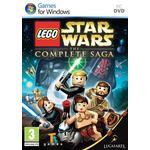Samling PC spil LEGO Star Wars: The Complete Saga