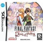 Nintendo DS spil Final Fantasy Crystal Chronicles: Ring of Fates