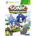 7+ Xbox 360 spil Sonic Generations