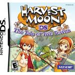 Nintendo DS spil Harvest Moon: The Tale Of Two Towns